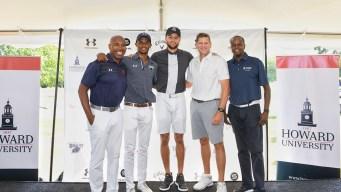 NBA's Steph Curry Helps Howard U. Start Division I Golf Team