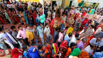 India's Marathon Election Ends, Vote Count Begins Thursday
