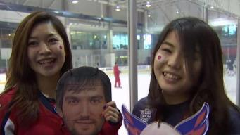 Japanese Caps Fans Make Journey to DC for Game 1