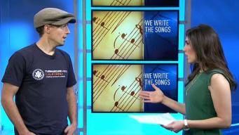 Jason Mraz Talks About Pay for Songwriters, His Own Work