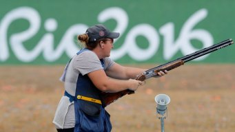 Rhode Earns Bronze to Medal in 6 Straight Olympics <br />