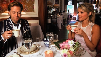 Afternoon Tea Like a Lady with Ali Fedotowsky at Lady Mendl's