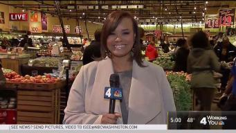 A Look at Last-Minute Thanksgiving Day Shopping in Glenarden