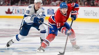 Canadiens Beat Lightning 2-1 to Force Game 6