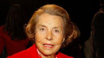 Liliane Bettencourt, World's Richest Woman, Dies at Age 94