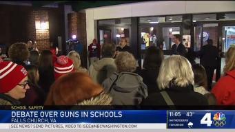 Local Educators React to Calls to Arm Teachers