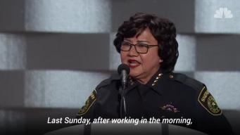 Dallas County Sheriff Recalls Moments of Unity