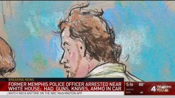 Man Arrested Near White House With Loaded Weapons