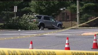 Man on Median Fatally Struck by Out-of-Control SUV in Md.