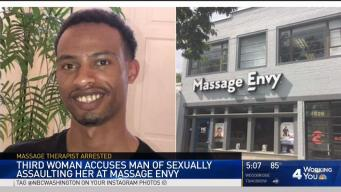 Third Massage Envy Client Says DC, Maryland Worker Abused Her