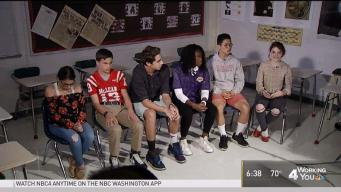 McLean High Students Describe Stress, Anxiety
