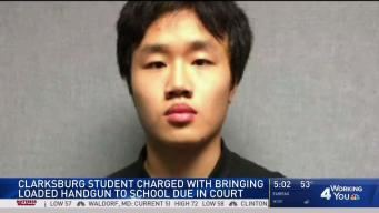 Md. Student Who Brought Gun to School to Appear in Court