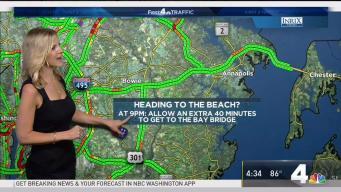 Memorial Day Weekend Traffic Tips