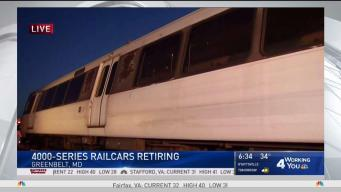 Metro to Retire System's Worst Performing Rail Cars