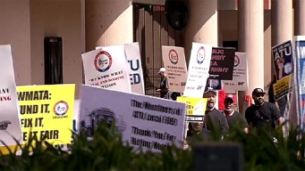 Metro Juggles Service Issues, Union Protest