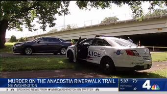 Bodies of Man, Dog Found on Anacostia Riverwalk Trail