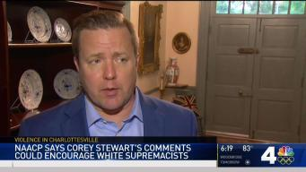 NAACP Calls on Corey Stewart to Step Down