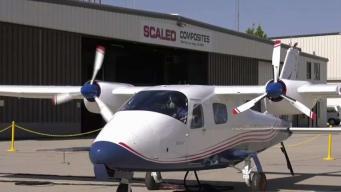 NASA Unveils Experimental Electric Plane
