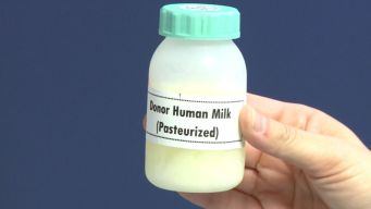 Mom Donates 131 Gallons of Breast Milk After Baby Dies