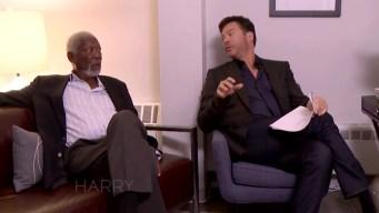 Morgan Freeman Narrates Harry's Life