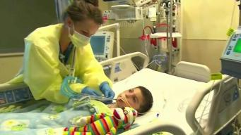 NIH Unsure What's Causing Paralyzing Illness in Children
