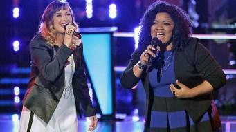 """Voice"" Battles: Usher Grabs Cierra With Last Steal"