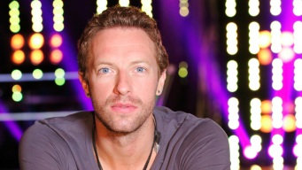 """Chris Martin Joins """"The Voice"""""""