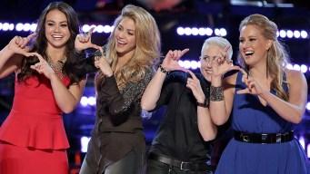 """The Voice"": Adam, Shakira Pick Finals-Bound Teams"