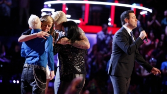 "Final Three Set on ""The Voice"""
