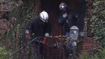 Neighbors Say Woman Died in House Fire