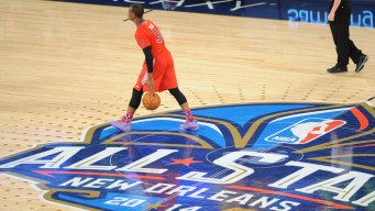 New Orleans Is Favorite to Land NBA All-Star Game