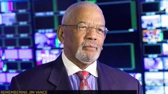 News4 Colleagues Remember: Jim Vance as Newsroom Leader