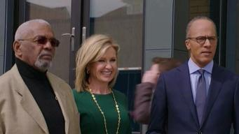 'One Family': Lester Holt on News4's Jim Vance