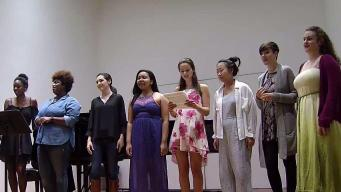 Opera Students Take the Stage at Wolf Trap Sunday