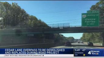 Overpass Boy Jumped From to Be Replaced in Road Project