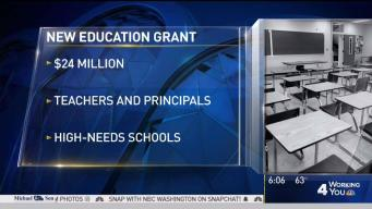 Prince George's County Schools to Receive $24M Grant