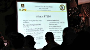 Meditative Technique Used to Combat PTSD