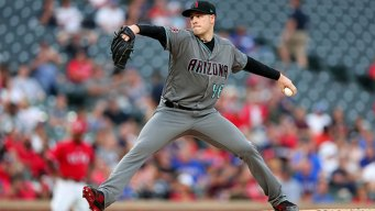 Corbin, Nats Agree on $140M, 6-Year Contract: AP Sources