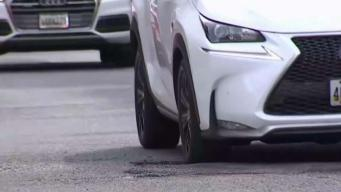 Pothole Patrol: Winter Weather Worsens DC Roads
