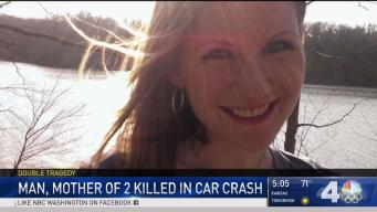 Potomac Crash Killed Mother of 2, Friend