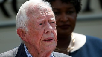 Carter Exits Hospital, Will Teach Sunday School This Weekend