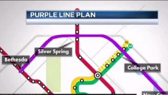 Purple Line Funding Expected in Near Future