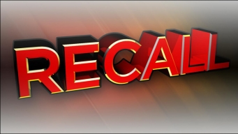 Latest Recalls