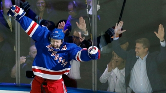 Rangers Defeat Capitals in OT, 2-1 to Advance