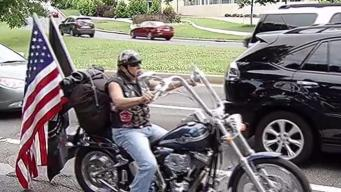 Rolling Thunder Brings Bikers to DC