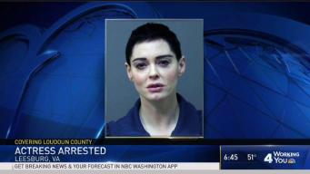 Rose McGowan to Plead Not Guilty to Virginia Drug Charge