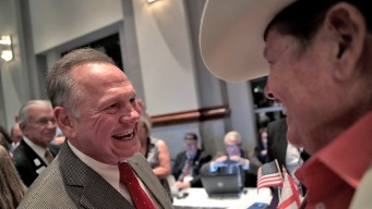 Pro-Roy Moore Group Fundraises Off Trump's Near Endorsement