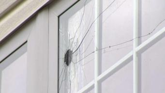 House Shot Up in Sterling, Virginia