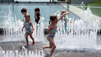 Heat, Humidity Keep DC Sizzling This Week