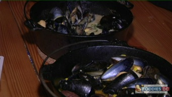 St. Arnold's is a Sea of Mussels